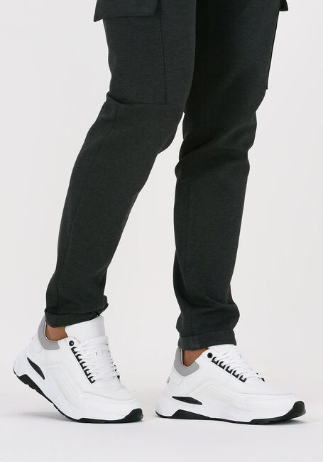 Witte NUBIKK Lage sneakers DUSK MALTAN  - large