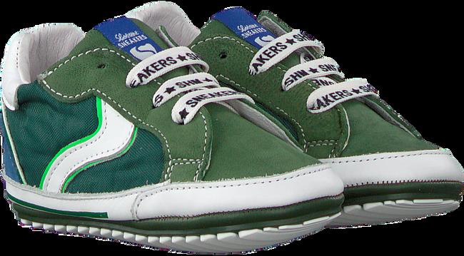 Groene SHOESME Babyschoenen BP20S056  - large