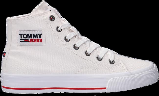 Witte TOMMY HILFIGER Hoge sneaker TOMMY JEANS MIDCUT VULC  - large