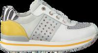 Witte DEVELAB Lage sneakers 41844  - medium