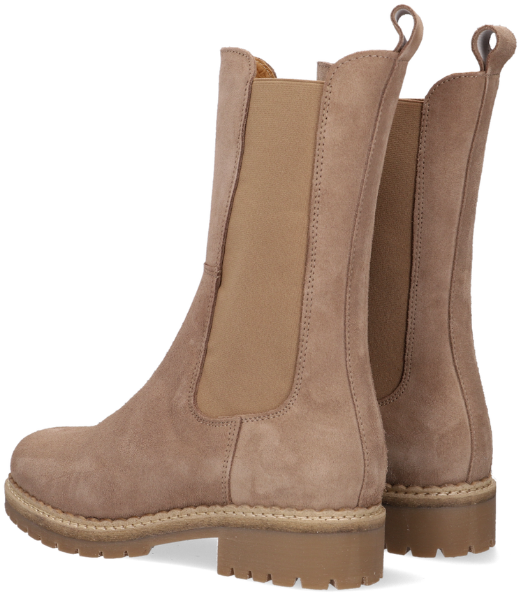 Taupe TANGO Chelsea boots JULIE  - larger