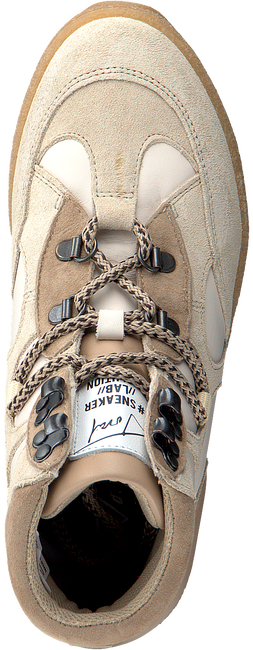 Beige TORAL Sneakers 12199  - large