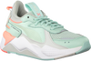 Groene PUMA Sneakers RS-X TRACKS  - small