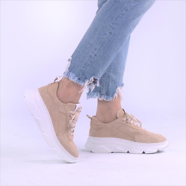 Beige COPENHAGEN FOOTWEAR Sneakers CPH40  - large