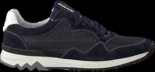 Blauwe FLORIS VAN BOMMEL Sneakers 16238  - large