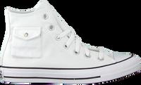 Witte CONVERSE Hoge sneaker CHUCK TAYLOR ALL STAR POCKET HI - medium