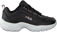 Zwarte FILA Lage sneakers STRADA LOW KIDS  - medium