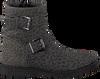 Grijze TON & TON Biker boots 292547  - small