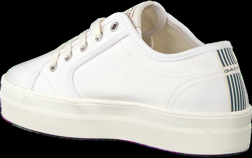 Witte GANT Lage sneakers LEISHA  - larger