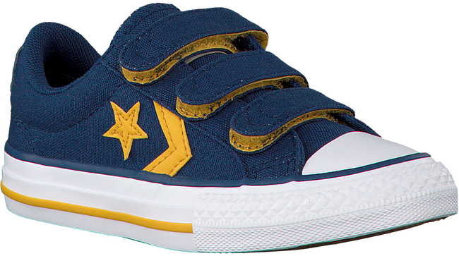 Blauwe CONVERSE Sneakers STAR PLAYER EV 3V OX KIDS - large