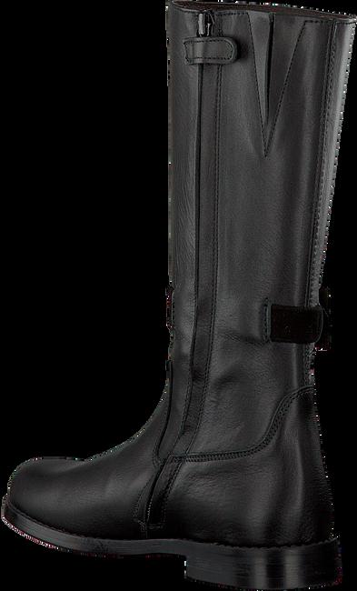 Zwarte CLIC! Lange laarzen 8645  - large