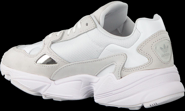 Witte ADIDAS Sneakers FALCON W Omoda.nl
