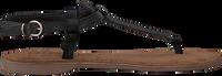 Zwarte LAZAMANI Sandalen 75.618  - medium