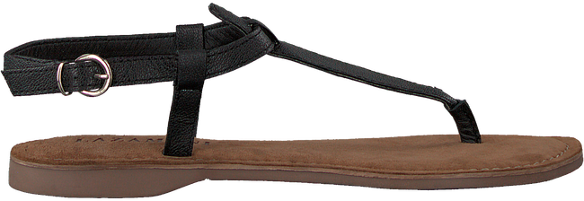 Zwarte LAZAMANI Sandalen 75.618  - large