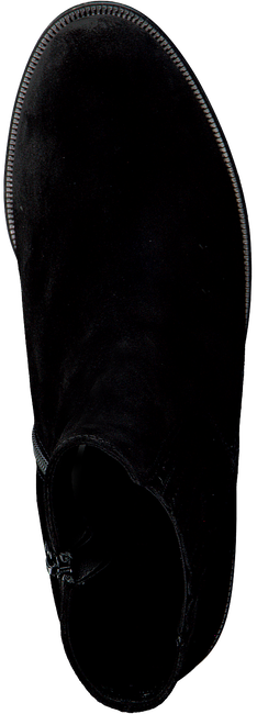 Zwarte GABOR Enkellaarsjes 792.1  - large