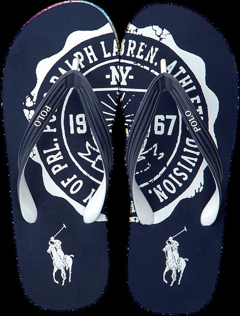 Blauwe POLO RALPH LAUREN Slippers WHTLBURY  - large