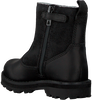 Zwarte TIMBERLAND Enkelboots COURMA KID WARM LINED BOOT  - small