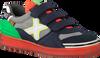 Meerkleurige MUNICH Lage sneakers G3 VELCRO  - small