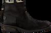 Zwarte SHABBIES Enkellaarzen 0216  - small