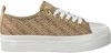 Beige GUESS Lage sneakers BRIGS  - small