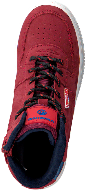 Rode VINGINO Sneakers TYLER MID  - large