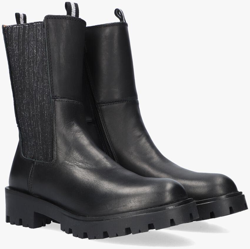 Zwarte OMODA Chelsea boots OM121789  - larger