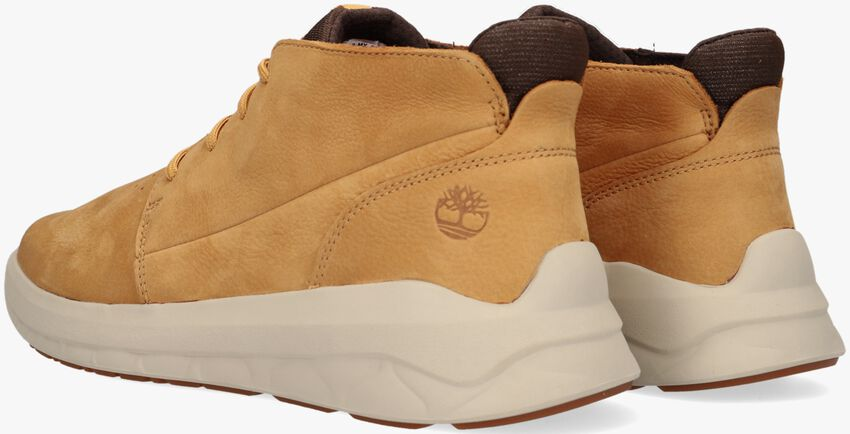 Camel TIMBERLAND Hoge sneaker BRADSTREET ULTRA PT CHUKKA  - larger