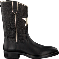 Zwarte HIP Hoge laarzen H1845  - medium