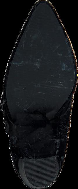Zwarte BRONX Enkellaarsjes 33973  - large