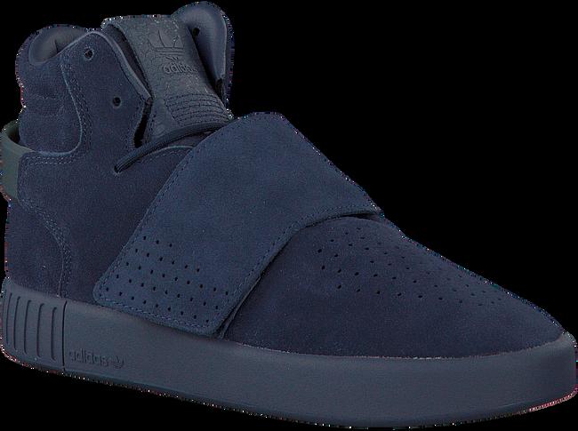 Blauwe ADIDAS Sneakers TUBULAR INVADER STR  - large