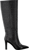 Zwarte LOLA CRUZ Lange laarzen 301B78BK - medium