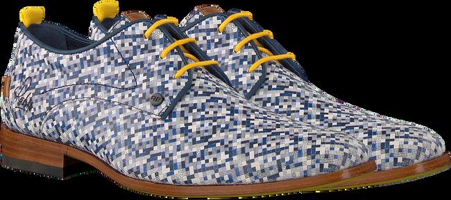 Blauwe REHAB Nette schoenen GREG PIXELMANIA  - large