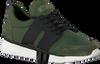 Groene RED-RAG Lage sneakers 13447  - small