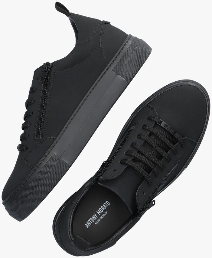 Zwarte ANTONY MORATO Lage sneakers MMFW01424  - larger