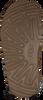 Cognac UGG Vachtlaarzen MINI BAILEY BOW II  - small