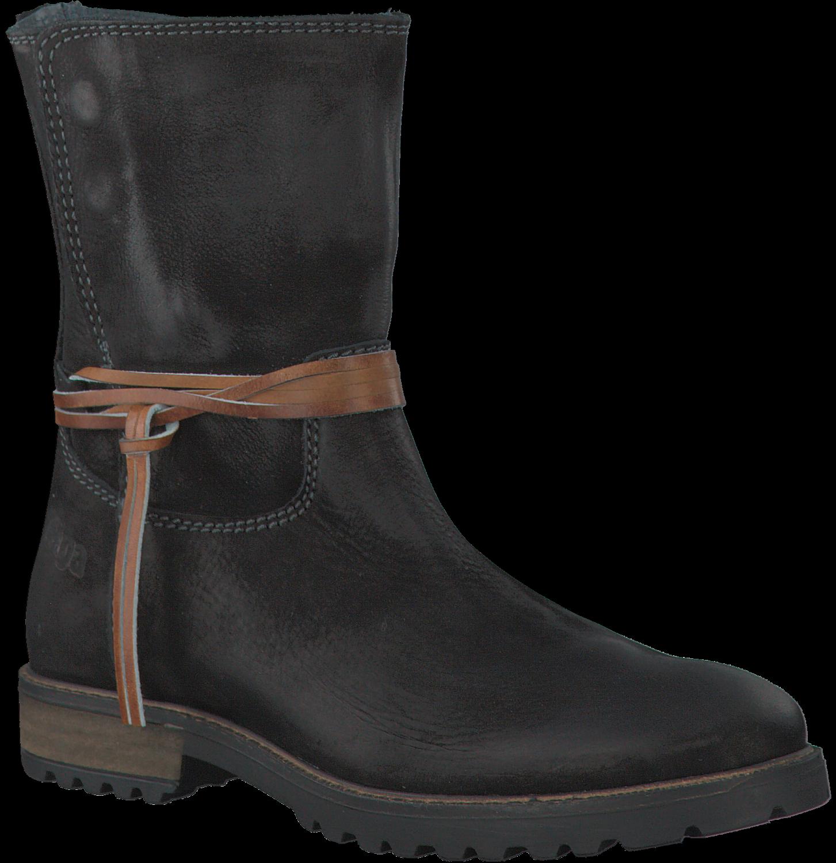 Zwarte GIGA Lange laarzen 7950 Omoda.nl