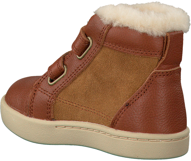 Cognac UGG Sneakers RENNON  - large