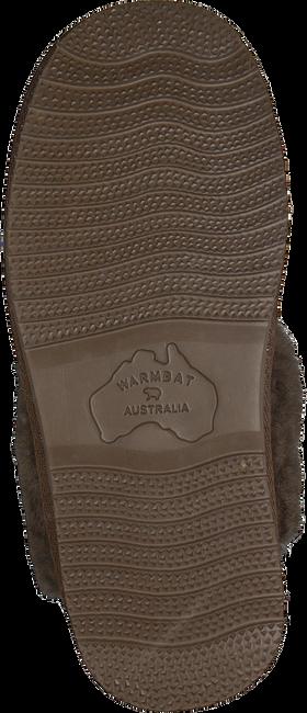 Taupe WARMBAT Pantoffels FLURRY  - large