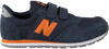 Blauwe NEW BALANCE Sneakers YV420 M  - small