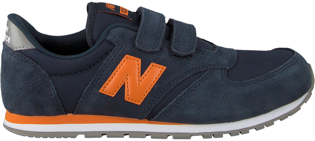 Blauwe NEW BALANCE Sneakers YV420 M  - large