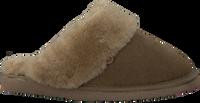 Groene WARMBAT Pantoffels FLURRY WOMEN SUEDE - medium