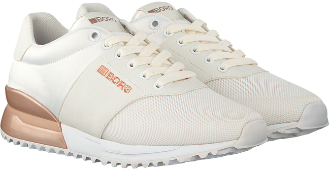 Witte BJORN BORG Sneakers R200 LOW SAT - large