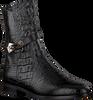 Zwarte PERTINI Enkellaarsjes 30159  - small
