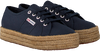 Blauwe SUPERGA Sneakers 2730 COTROPEW - small