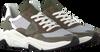 Zilveren PHILIPPE MODEL Lage sneakers EZE L JUNIOR  - small
