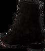 Zwarte WHAT FOR Enkellaarsjes OLIVIA  - small
