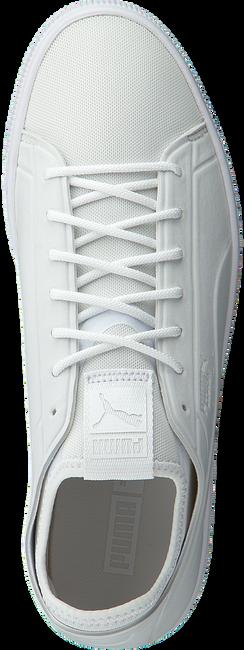 Witte PUMA Sneakers BASKET CLASSIC SOCK LO MEN  - large