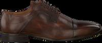 Cognac MAZZELTOV Nette schoenen 3817  - medium
