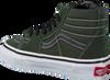Groene VANS Sneakers PN00D5FU3X - small