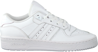 Witte ADIDAS Lage sneakers RIVALRY LOW W  - medium